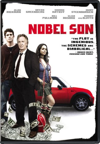 Nobel Son DVD