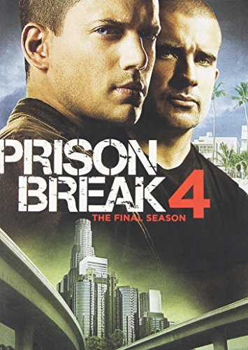 Prison Break: Season 4 DVD