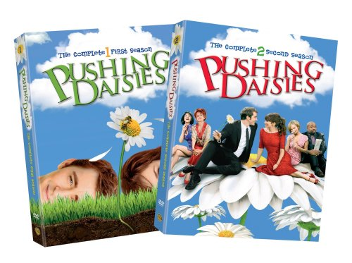 Pushing Daisies: The Complete First and Second Seasons DVD