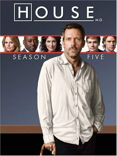 House, M.D. - Season Five DVD