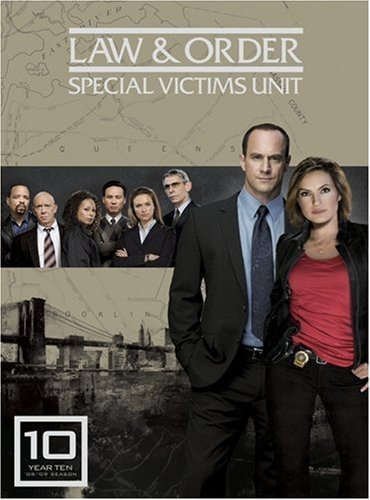 Law & Order: Special Victims Unit - The Tenth Year DVD