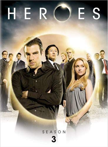 Heroes - Season Three DVD