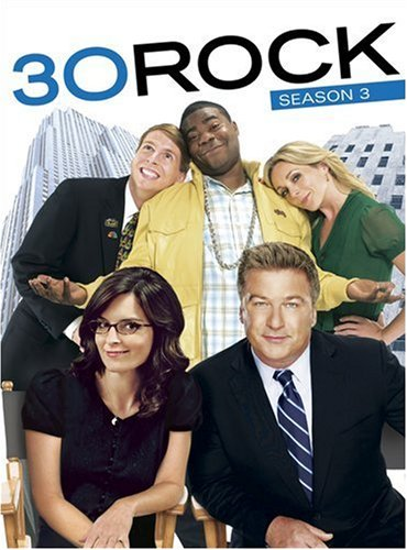 30 Rock - Season Three DVD
