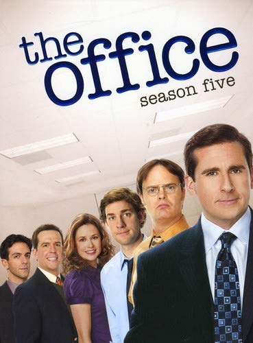 The Office - Season Five DVD