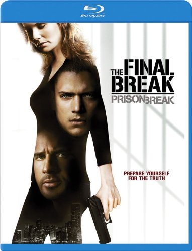 Prison Break: The Final Break [Blu-ray] DVD