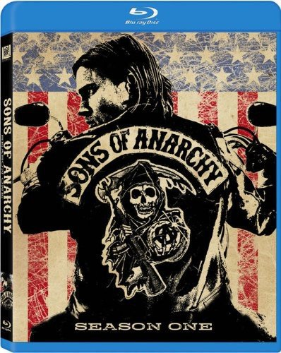 Sons of Anarchy: Season One [Blu-ray] DVD