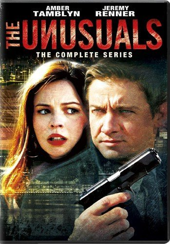 The Unusuals  DVD