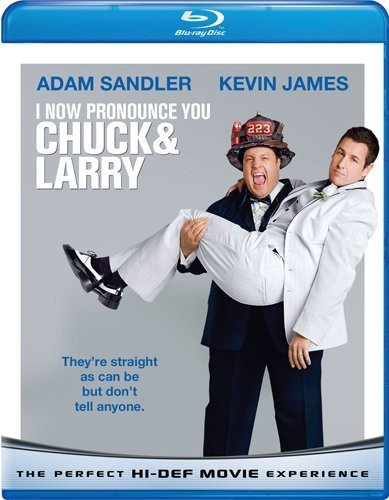 I Now Pronounce You Chuck and Larry [Blu-ray] DVD