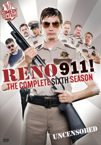 Reno 911!: The Complete Sixth Season DVD