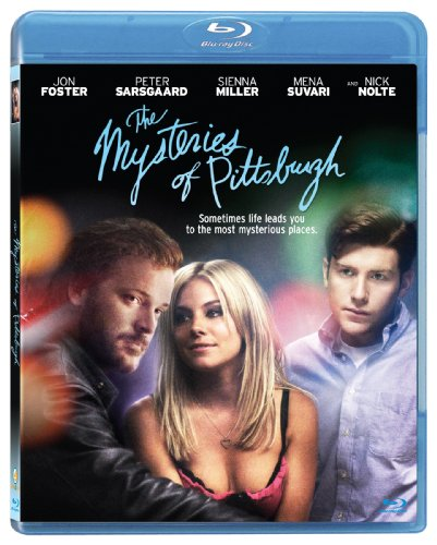 The Mysteries of Pittsburgh [Blu-ray] DVD