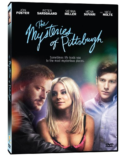 The Mysteries of Pittsburgh DVD