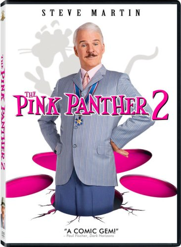 The Pink Panther 2 DVD