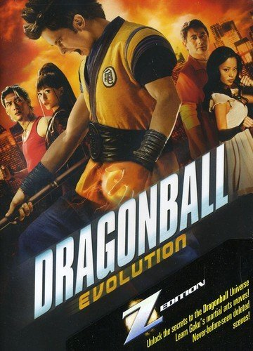 Dragonball: Evolution DVD