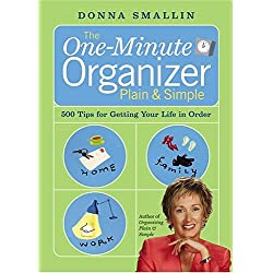 The One-Minute Organizer Plain &#038; Simple