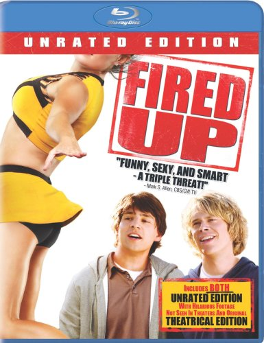 Fired Up [Blu-ray] DVD