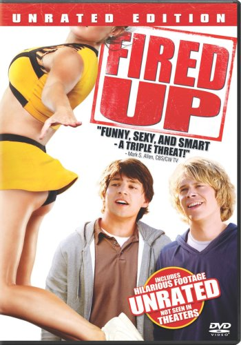 Fired Up  DVD