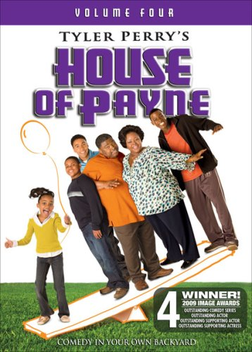 Tyler Perry's House of Payne, Vol. 4 DVD