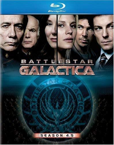 Battlestar Galactica: Season 4.5 [Blu-ray] DVD