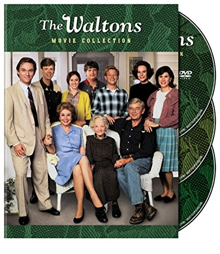The Waltons Movie Collection A Wedding on Walton's Mountain / Mother's Day / A Day for Thanks / A Walton Thanksgiving Reunion / Wedding / Easter