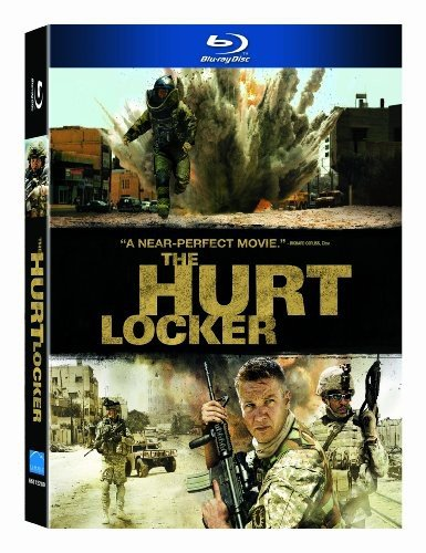 The Hurt Locker [Blu-ray] DVD