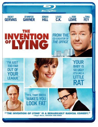 The Invention of Lying [Blu-ray] DVD