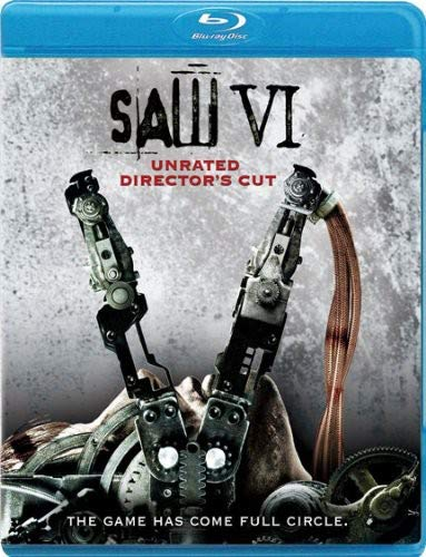Saw VI [Blu-ray] DVD