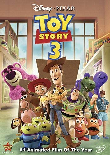 Toy Story (DVD) cover