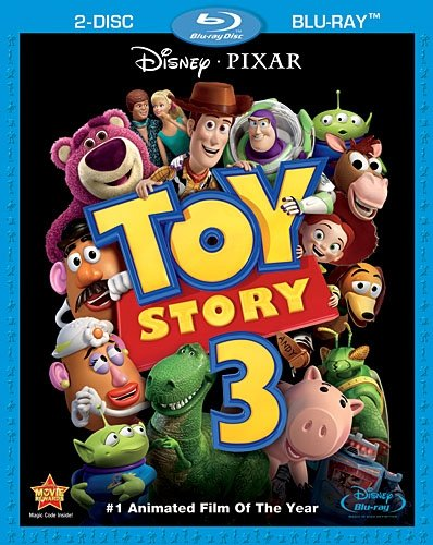 Toy Story 3 [Blu-ray] DVD