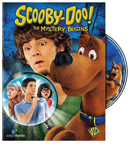 Scooby-Doo: The Mystery Begins cover