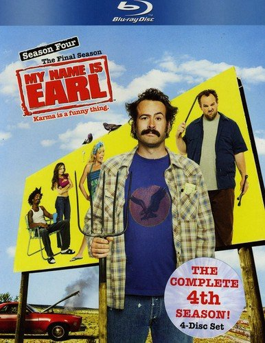 My Name Is Earl: Season 4 [Blu-ray] DVD