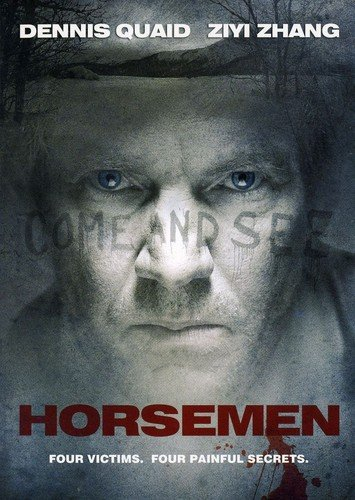 The Horsemen DVD