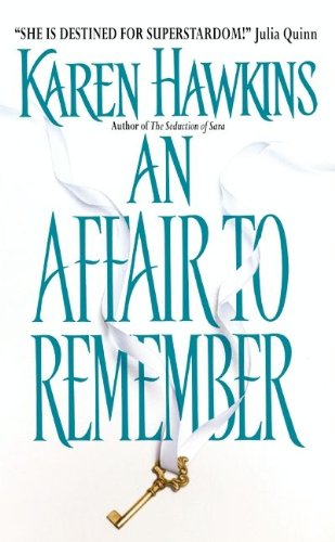 Book An Affair to Remember - Karen Hawkins