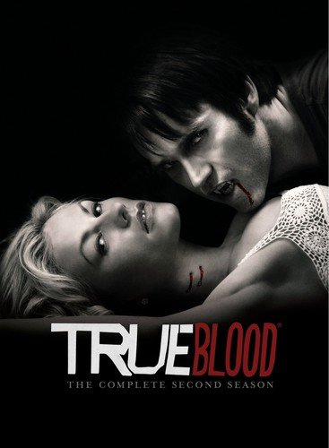 True Blood: The Complete Second Season DVD