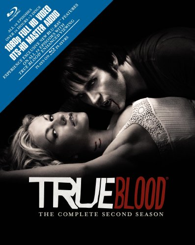 True Blood: The Complete Second Season [Blu-Ray] DVD