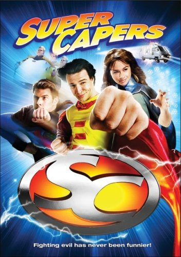 Filme Poster Super Capers LIMITED DVDRip Legendado