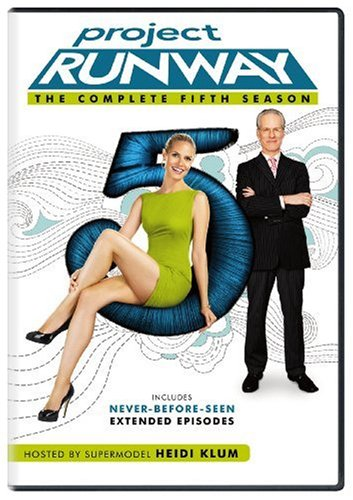 Project Runway: Season Five DVD