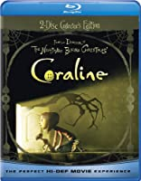 WINNER: Coraline Blu-ray/DVD
