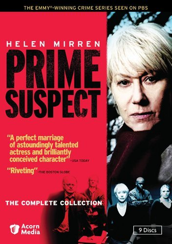 Prime Suspect: The Complete Collection