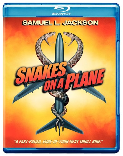 Snakes on a Plane [Blu-ray] DVD