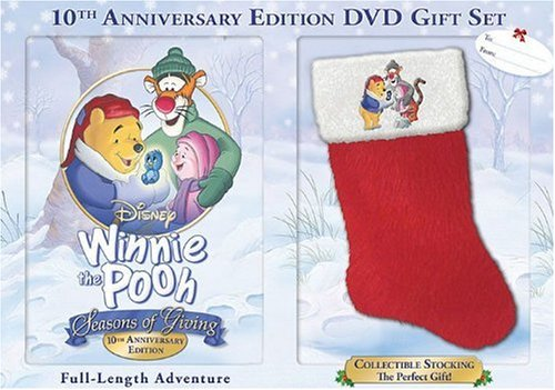 Winnie the Pooh: Seasons of Giving cover