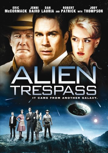 Alien Trespass DVD