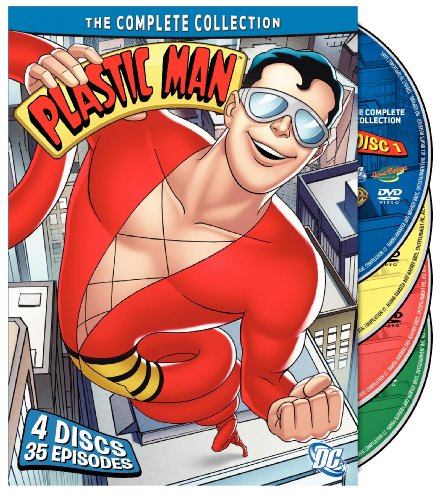 Plastic Man: The Complete Collection cover