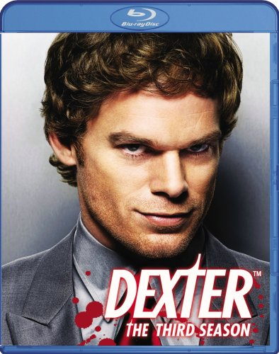 Dexter: The Complete Third Season [Blu-ray] DVD