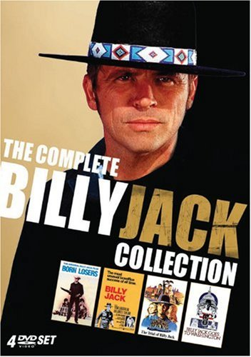 The Complete Billy Jack Collection Born Losers/Billy Jack/The Trial of Billy Jack/Billy Jack Goes to Washington