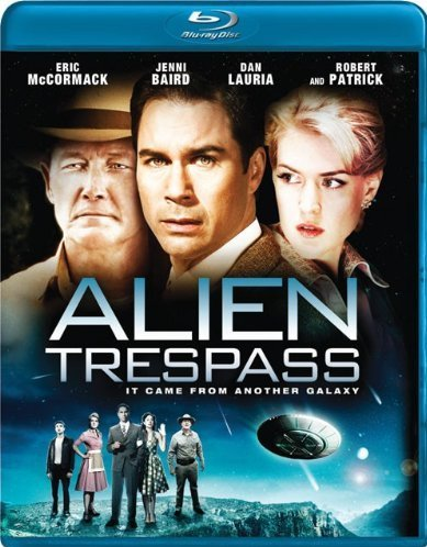 Alien Trespass [Blu-ray] DVD