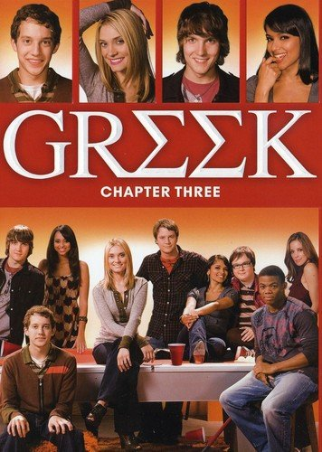 Greek: Chapter Three DVD