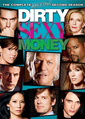Dirty Sexy Money: The Complete Second Season DVD