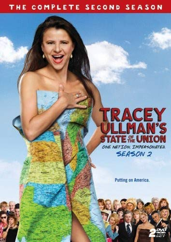 Tracey Ullman's State of the Union: Complete Season Two DVD