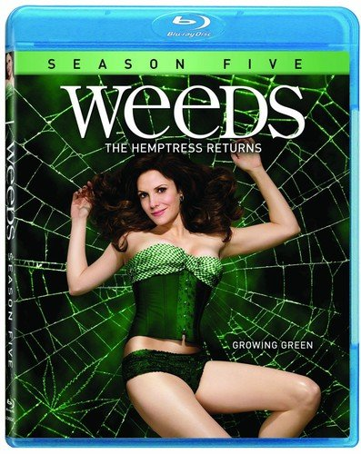 Weeds - Season 5 [Blu-Ray] DVD