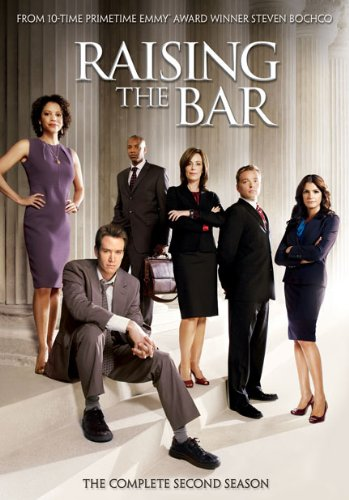 Raising the Bar: The Complete Second Season DVD